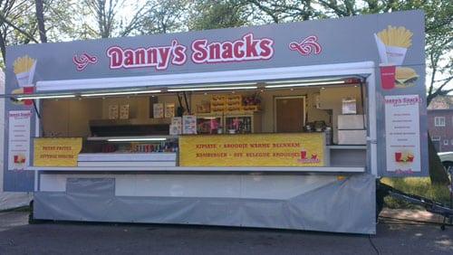 danny's snacks snackkar